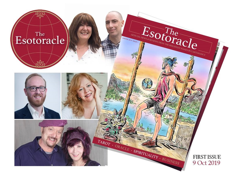 The Esotoracle Magazine